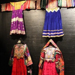 Beautiful Kuchi dresses from Afghanistan with stunning bead work and embroidery