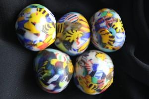 Krobo beads Tsakati style