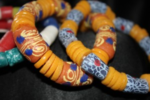 Krono beads Mue Ne Angma style and disk beads