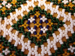 Norwegian beadwork