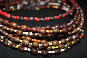 Turkana collar, Kenya made of seeds