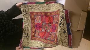 Amazing traditional handwork from Pakistan
