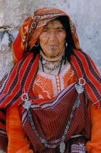 Berber, North Africa