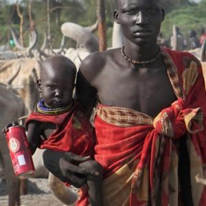 Dinka Sudan Beads Around The World