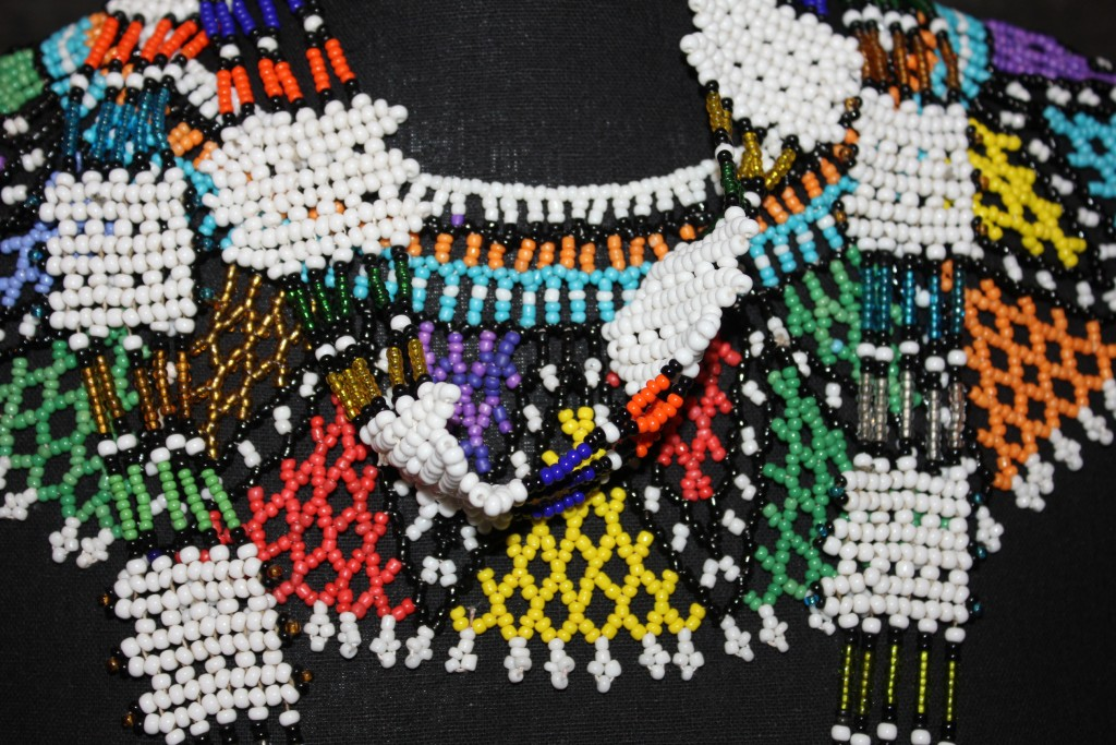 Ndebele beaded adornment